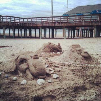 Pride_Sand Sculpture