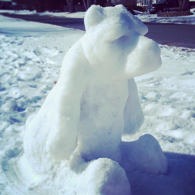 Snowman - MN