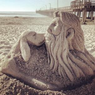 dog_man Sculpture